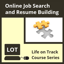 Life On Track - Online Job Search & Resume Building
